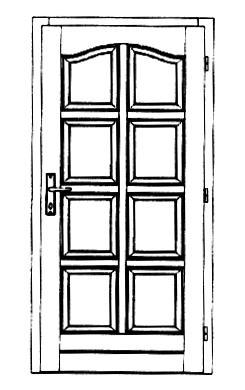 Szigetelt bejárati ajtók-11