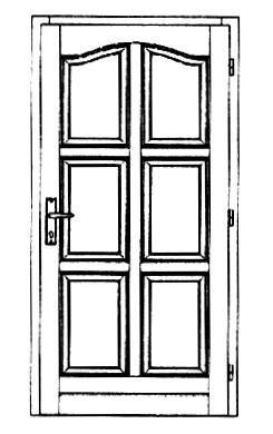 Szigetelt bejárati ajtók-14