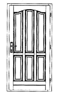 Szigetelt bejárati ajtók-19