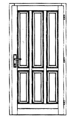 Szigetelt bejárati ajtók-20