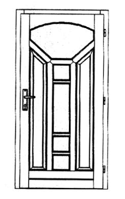Szigetelt bejárati ajtók-21