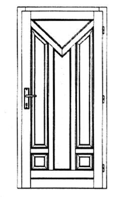 Szigetelt bejárati ajtók-24