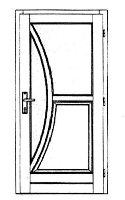 Szigetelt bejárati ajtók-25