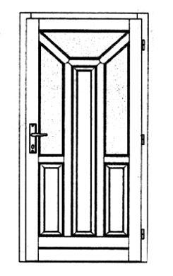 Szigetelt bejárati ajtók-29