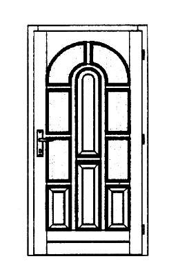 Szigetelt bejárati ajtók-3