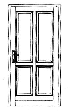 Szigetelt bejárati ajtók-6