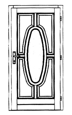 Szigetelt bejárati ajtók-9