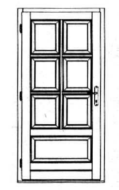 Belső ajtók-25