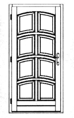 Belső ajtók-6