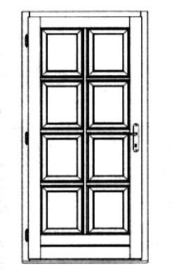 Belső ajtók-7