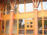 Kisteleki általános iskola egyedi nyílászárói